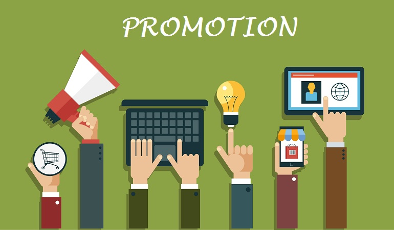 p di promotion